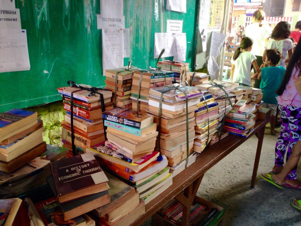 Books For A Cause in Pateros
