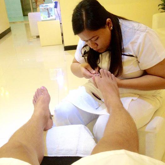 Nail Spa Review in Manila