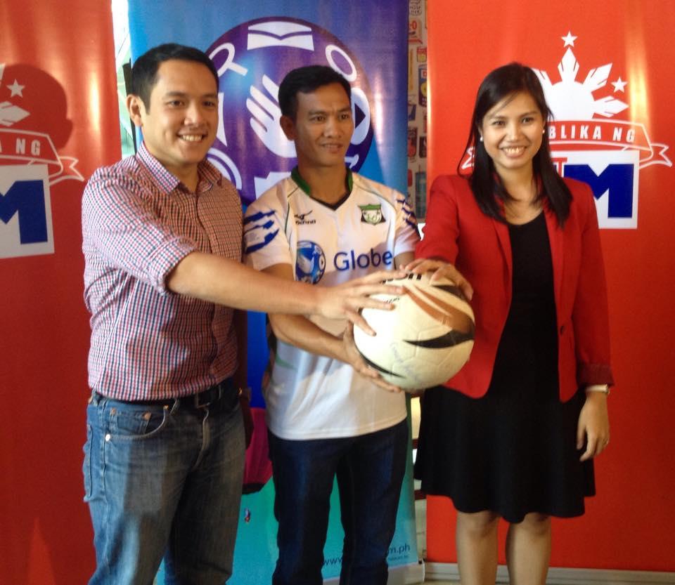 TM Football Para sa Bayan Globe