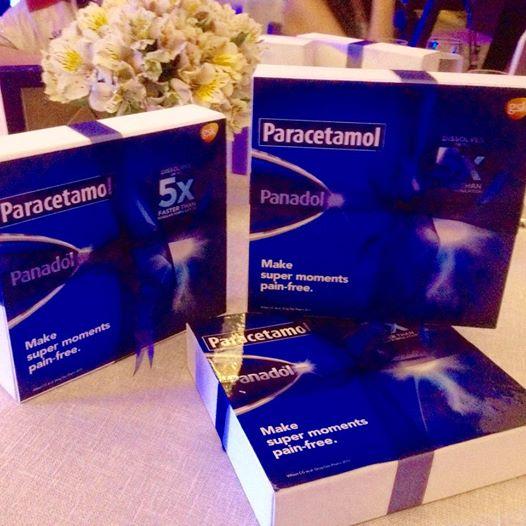 panadol paracetamol