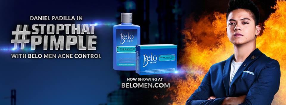Belo Men Acne Control Whitening Bar