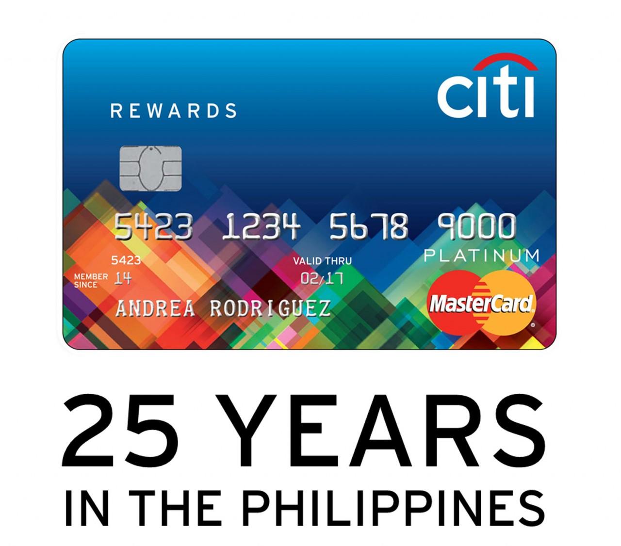Citi Card Promo