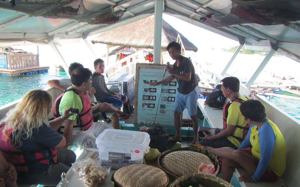 GUIDE Davao - Mock Sea Tour Guiding