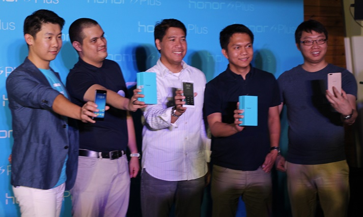 Huawei  Launches Honor 6 plus, Honor 4x, and Honor 4c.