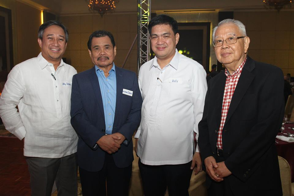 Manuel L Quezon University Alumni