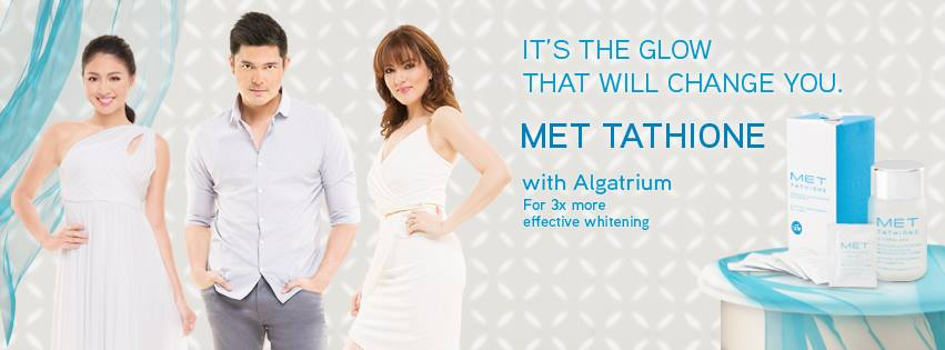 Nadine Lustre and Dingdong Dantes for Met
