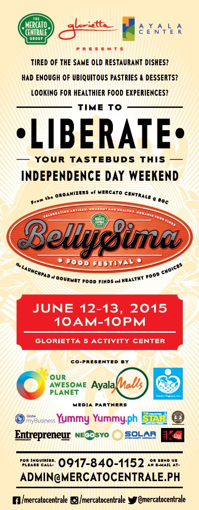 Bellysima Food Festival