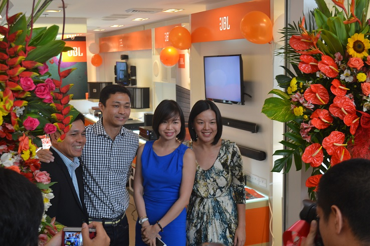 JBL opens new store in Ayala Fairview Terraces