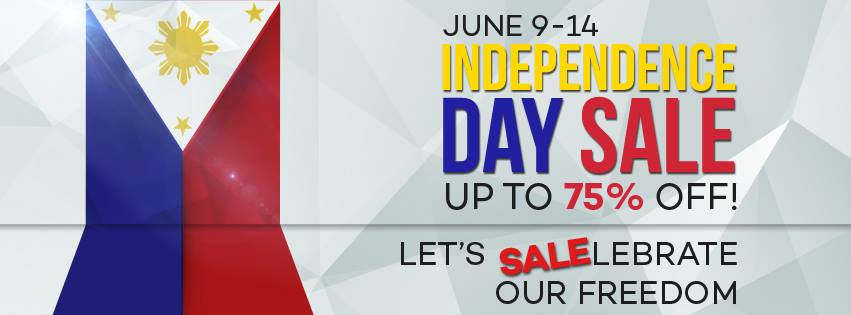 LAZADA INDEPENDENCE DAY SALE 2