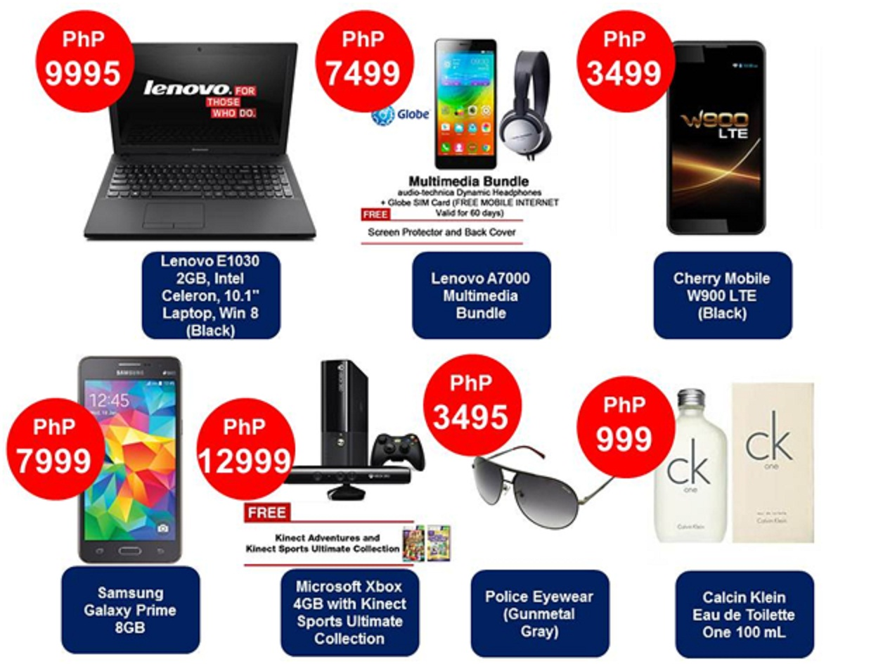 LAZADA INDEPENDENCE DAY SALE 3