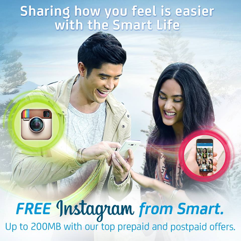 Free Instagram from Smart