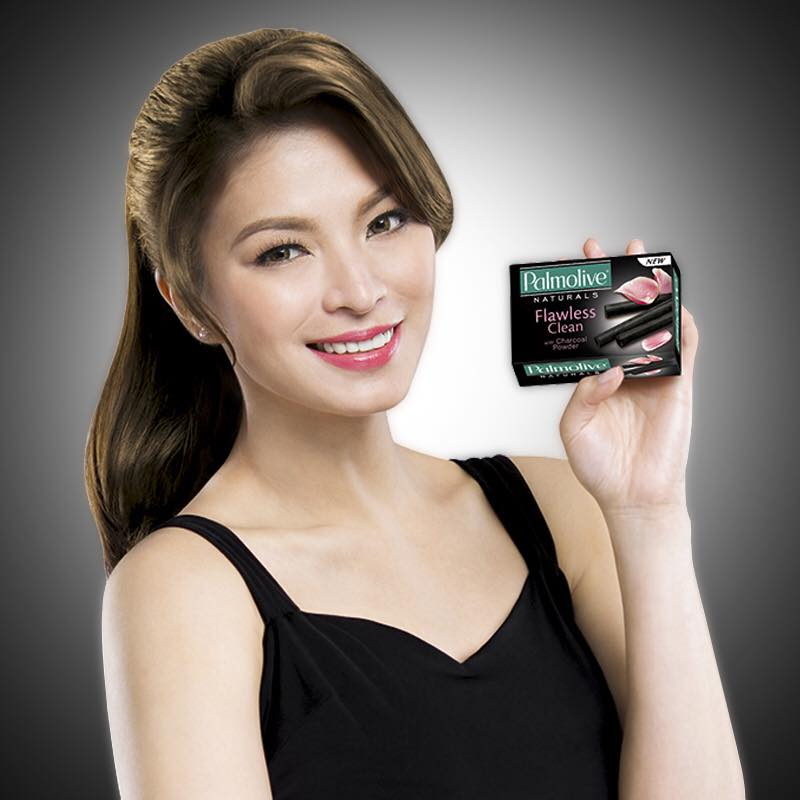 Angel Locsin for Palmolive Naturals