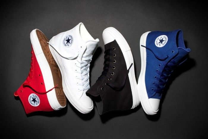 converse chuck taylor ii review