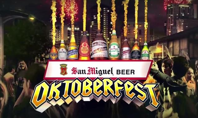 San Miguel Oktoberfest 2015