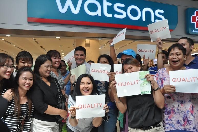 Watsons SM Mall of Asia (MOA)