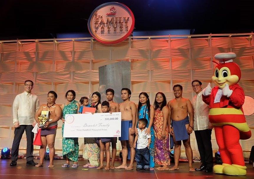 5th Jollibee Family Value Awards