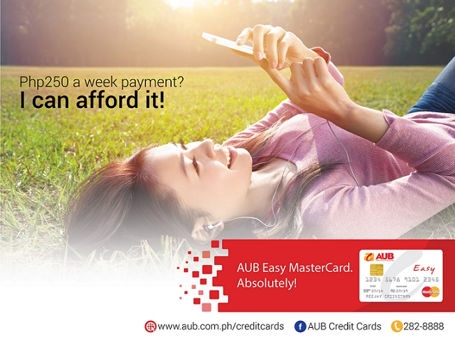Asia Untited Bank Credit Card Application