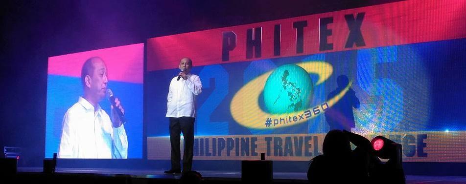 Philippine Travel Exchange 2015 (Phitex)