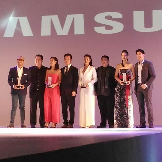 Samsung Noteworthy & Edge Maker Awardees