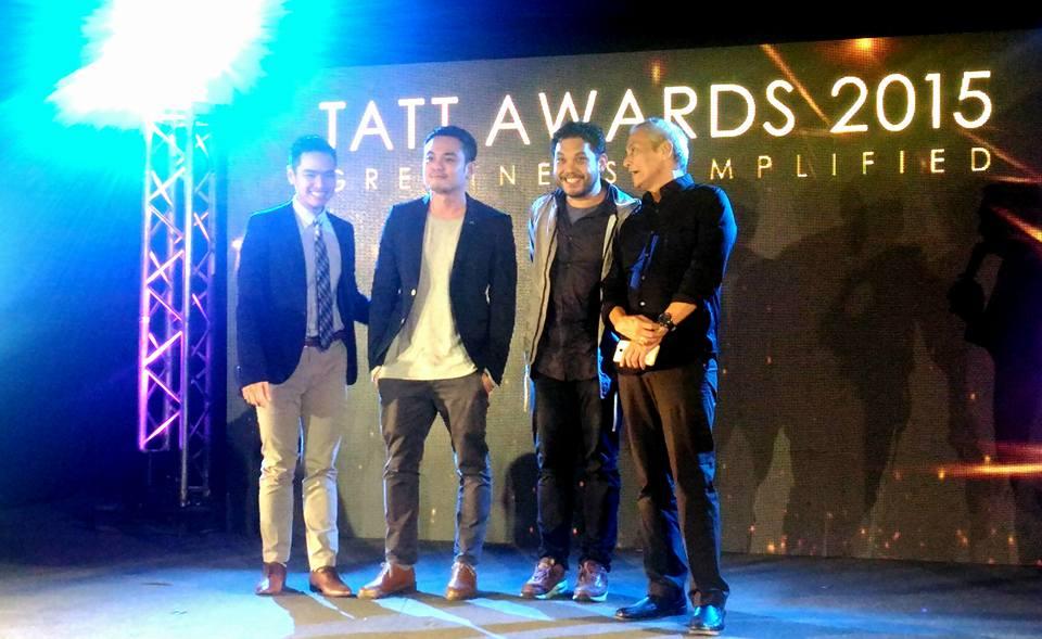 Tatt Awards 2015