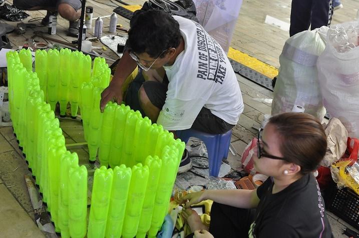Amaia Nuvali holds Upcycling Challenge