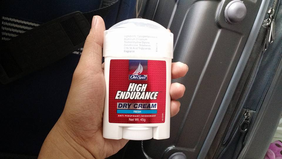 Old Spice High Endurance Deodorant