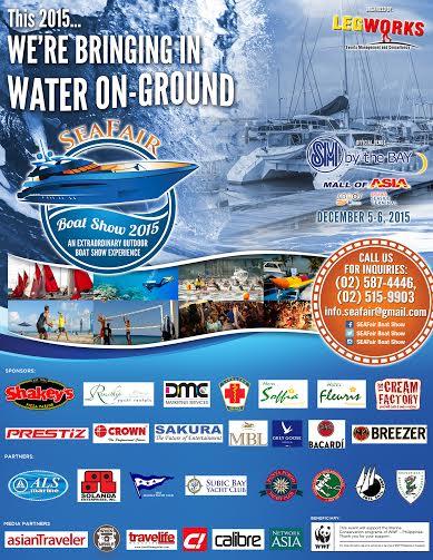SeaFair 2015 Boat Show