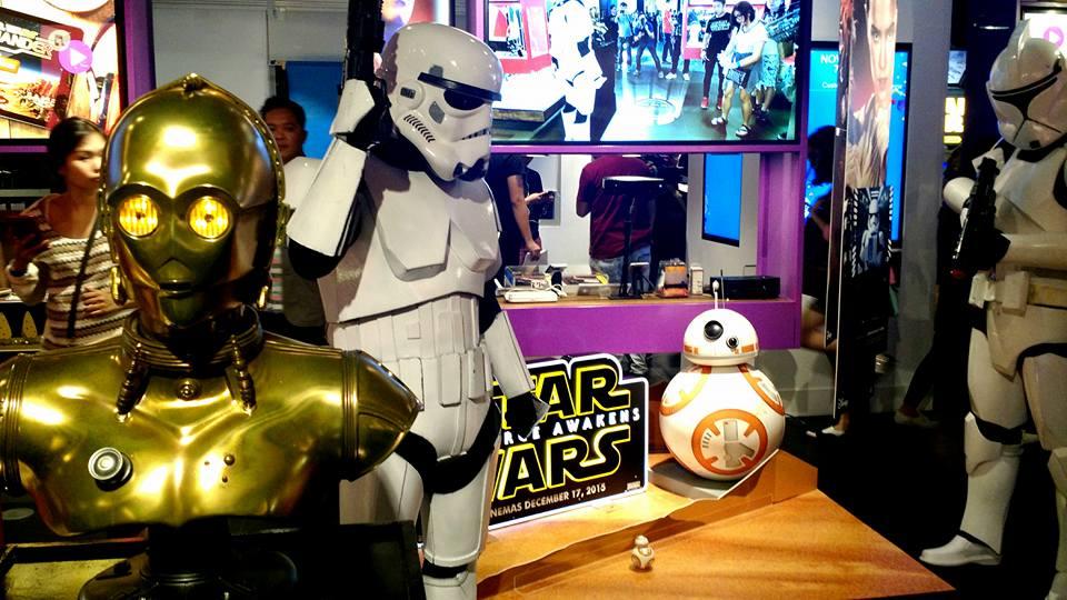 Star Wars Globe Store