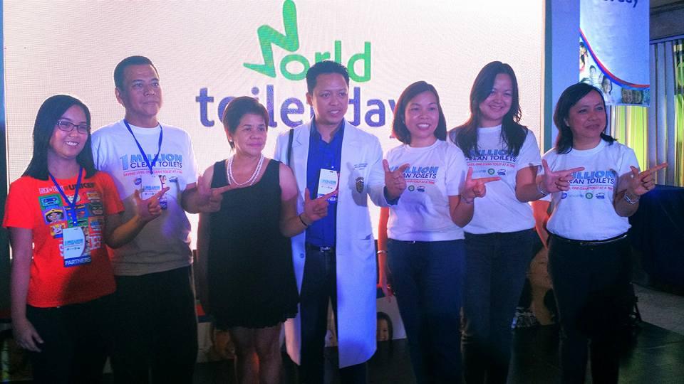 World Toilet Day 2015 Manila