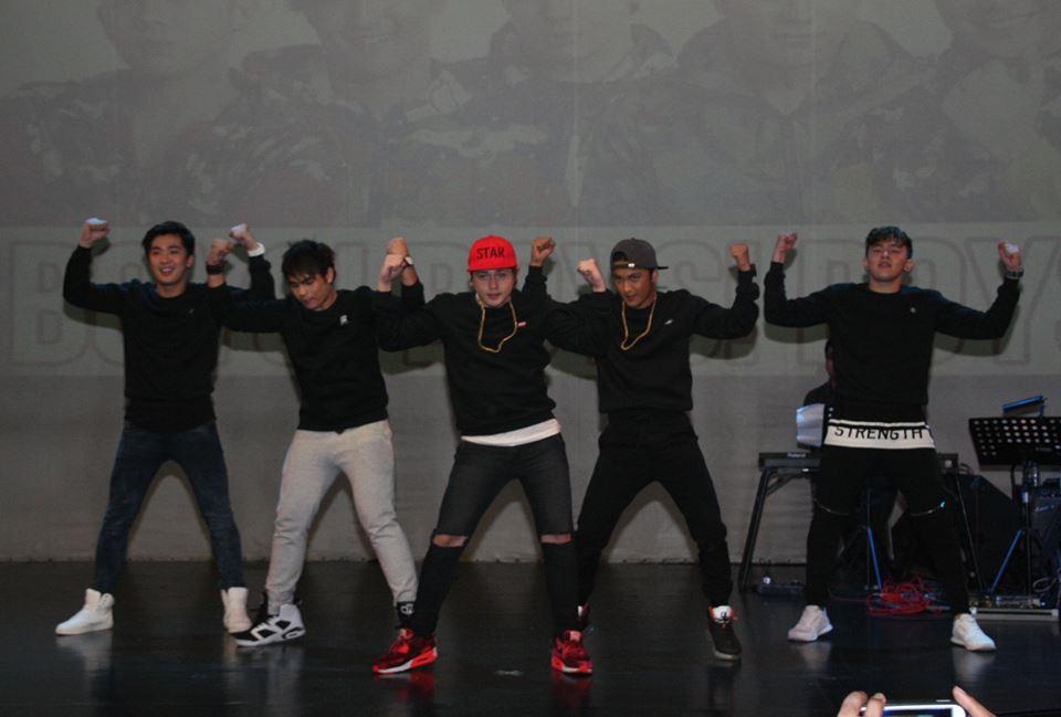 boys boys boys members