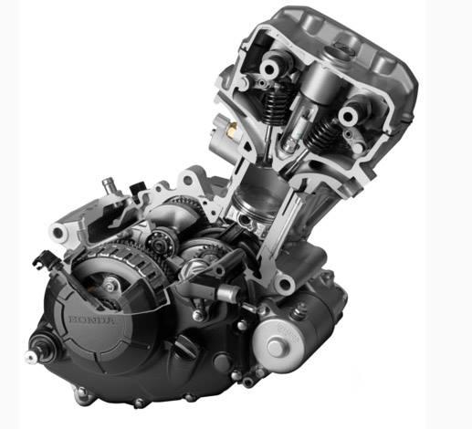 Honda RS150