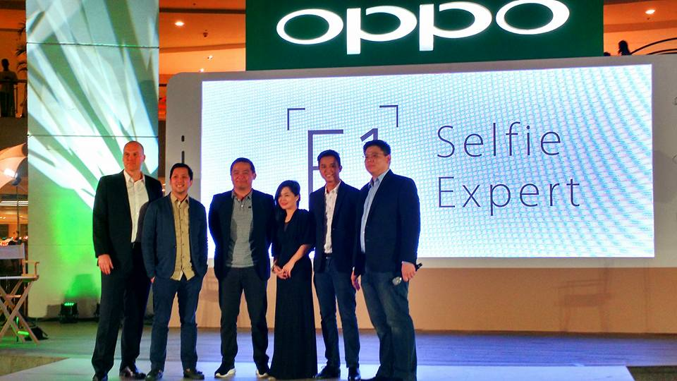 Oppo F1 Launch in the Philippines