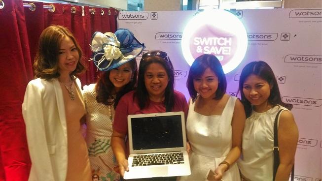 Watsons Switchers Surpise Campaign