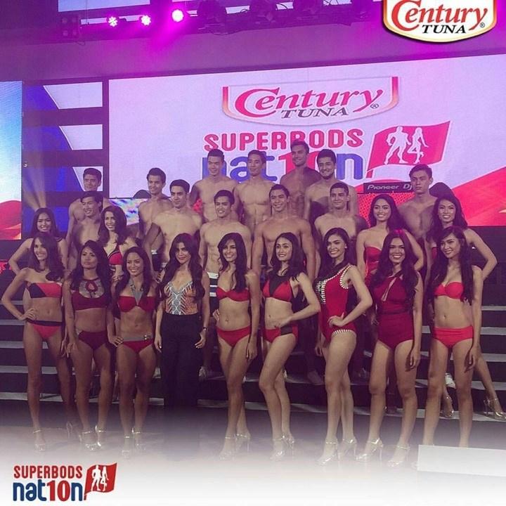 Century Tuna Superbods 2016 Finalists