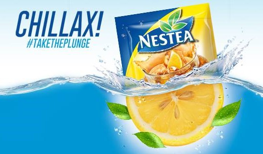 Nestea new flavor 2016