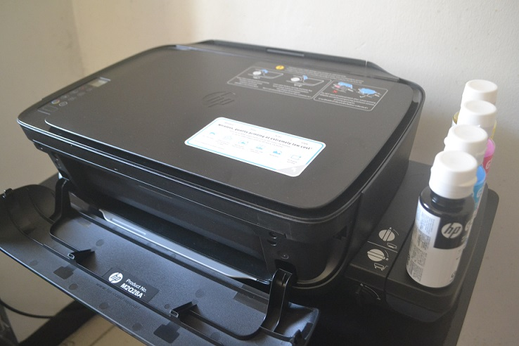 HP DeskJet GT 5820  Review