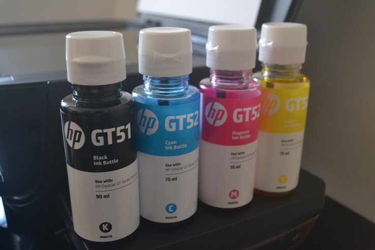 HP INK REVIEW
