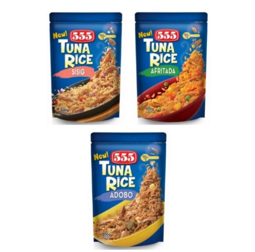 555 Tuna Rice Review
