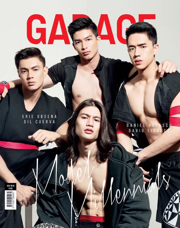 Garage Magazine July 2016
