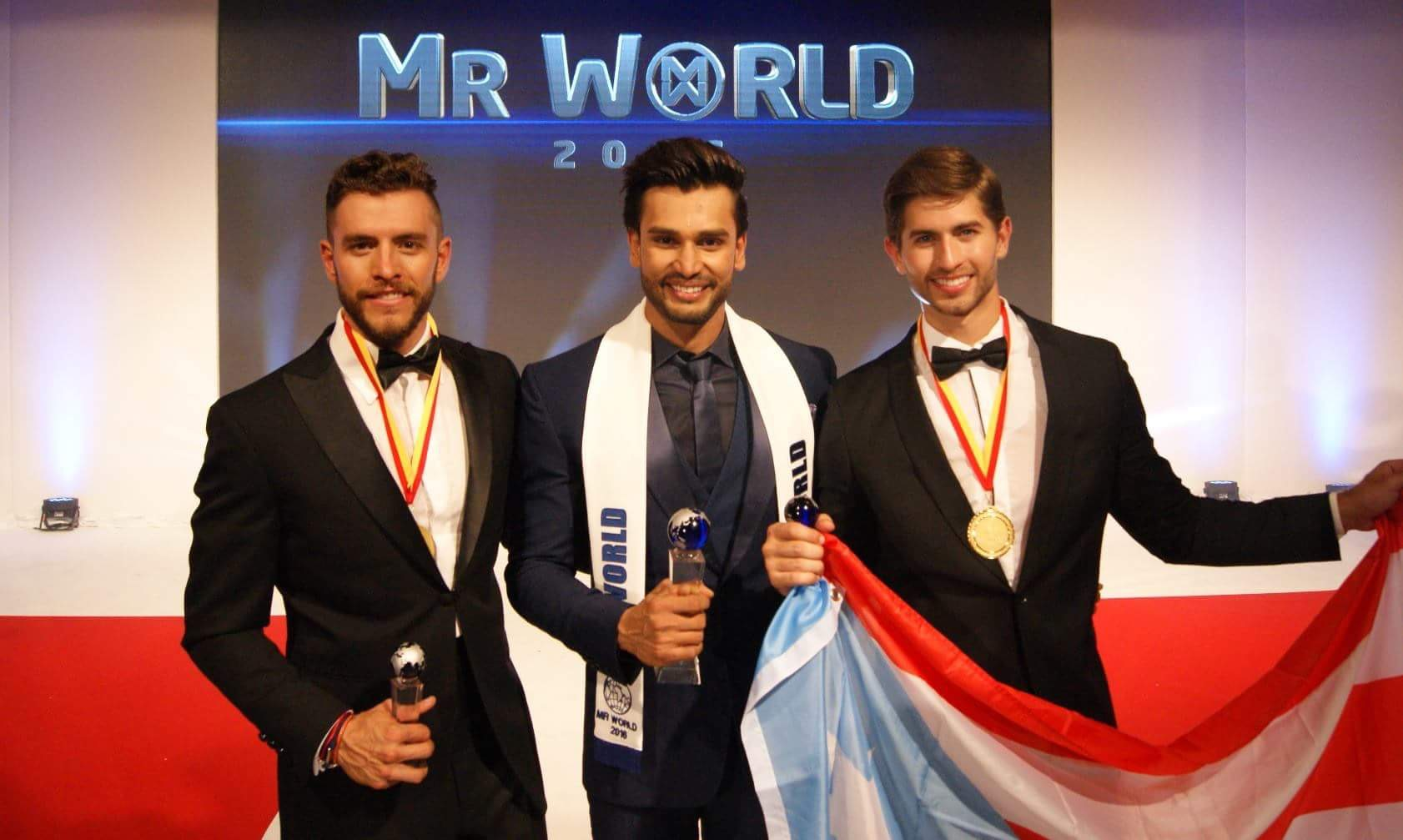 Mr World 2016 Winner
