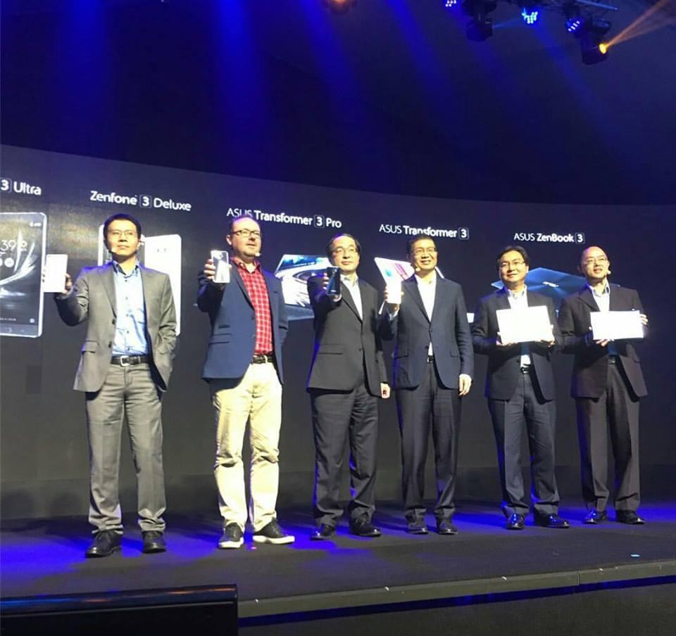Asus Zenfone Series 3 Launch