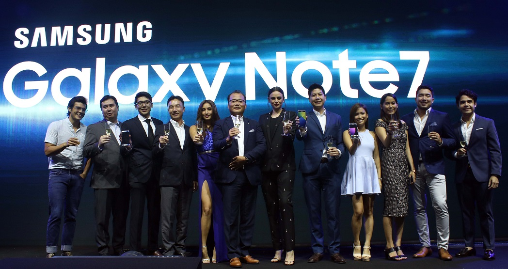 Samsung Galaxy Note7 Philippines