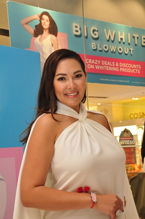 Cosmo Skin Ambassador Ruffa Gutierrez