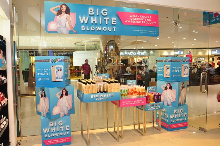Watsons BWB Promo Products 2