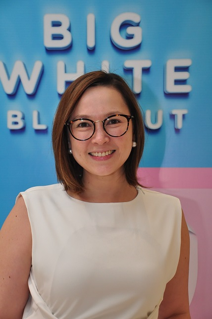 Watsons Group Category Manager for Skin Care Kim Reyes