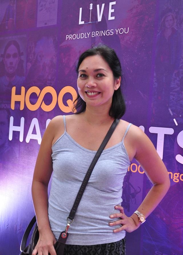 HOOQ Marketing Head Sheila Paul