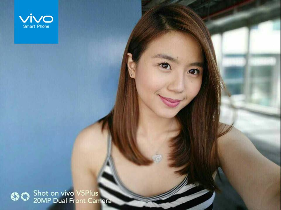 Actress Miles Ocampo says Vivo keeps getting more and more exciting, because of the VivoPerfect Selfie Cup.