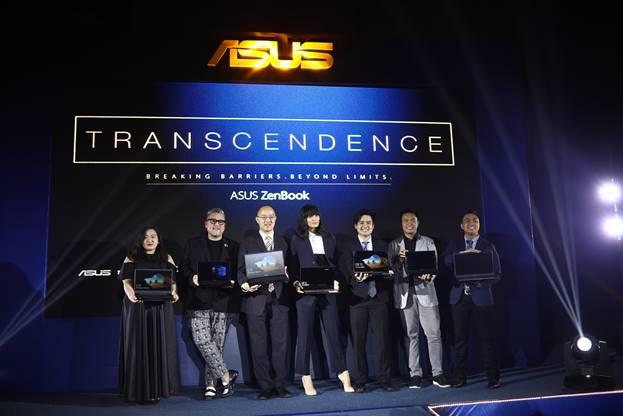 Asus Transcendence