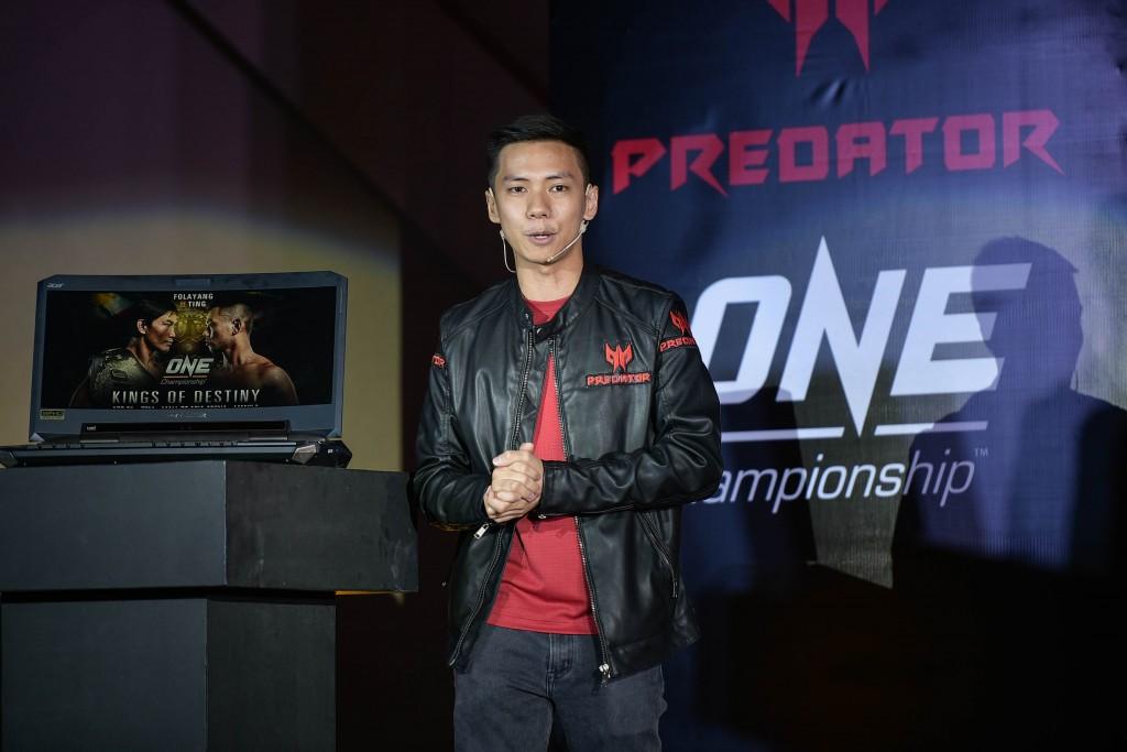 predator one championship