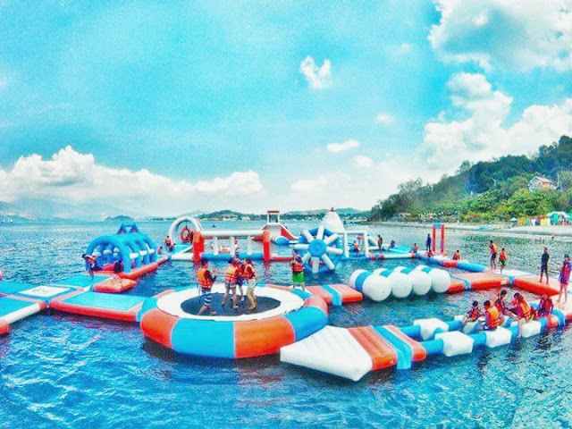 Inflatable Island Review
